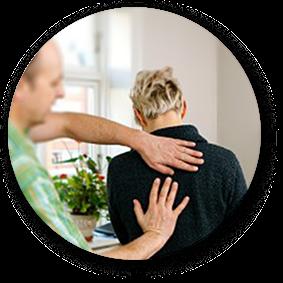 Tæt kontakt mellem terapeut og klient