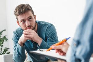 Unge mænd og psykoterapi